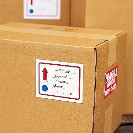label-box